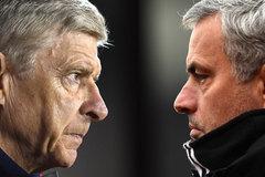 Arsenal vs MU: Mourinho không còn dọa được Wenger?