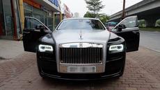Đại gia ký gửi Rolls Royce vỉa hè, mua Toyota Vios 1,6 tỷ