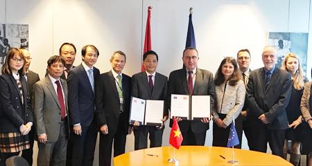 EU hỗ trợ Việt Nam gần 3.000 tỷ phát triển năng lượng