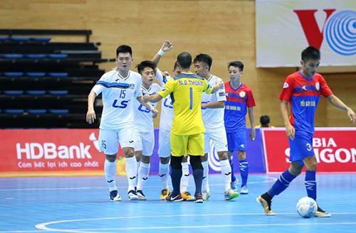 Thái Sơn Nam gặp Hải Phương Nam.ĐHGĐ ở chung kết