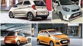 Bốn xe ô tô 300 triệu: Rẻ nhất, đáng mua nhất dịp Tết 2018