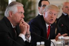 Ông Trump lên tiếng về 'kế hoạch thay Ngoại trưởng'