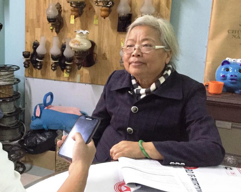 Sự thật vụ cụ bà 67 tuổi đánh gãy răng luật sư tại tòa