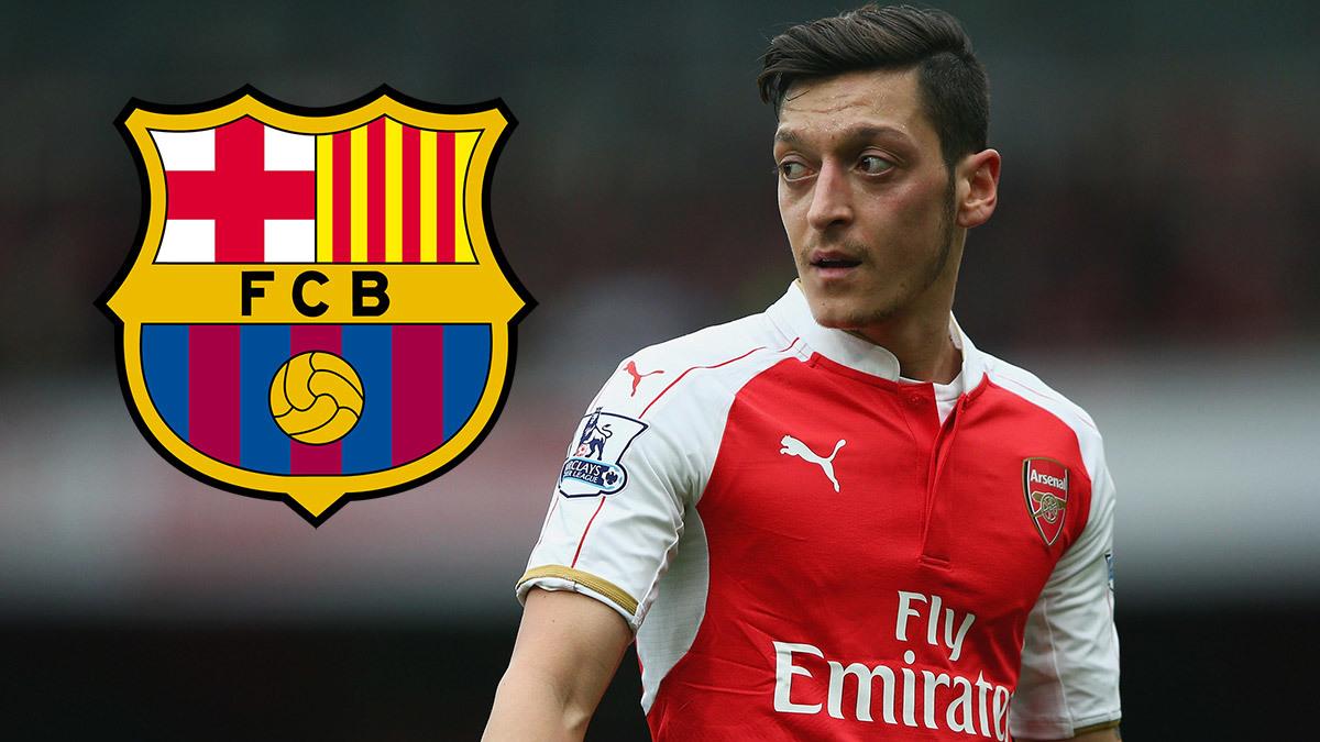 Barca lấy Ozil trên tay MU, Real gây khó dễ Chelsea