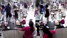 10 clip 'nóng': Sàm sỡ nữ sinh gây ra trận ẩu đả khủng khiếp
