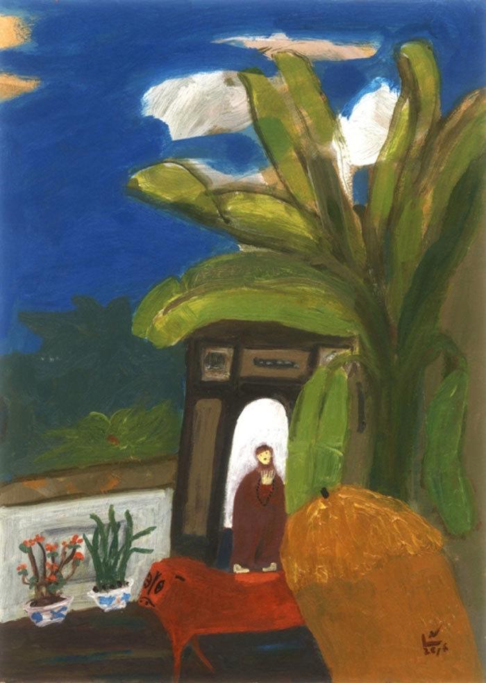 Triển lãm tranh không thể bỏ qua ở Hà Nội