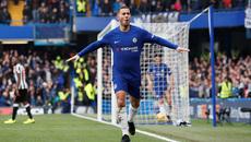 Hazard bừng sáng, Chelsea ngược dòng đả bại Newcastle
