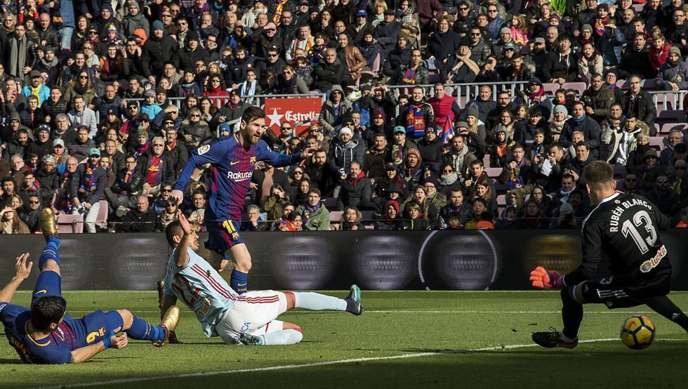 Messi và Suarez cùng nổ súng, Barca vẫn hòa tức tưởi
