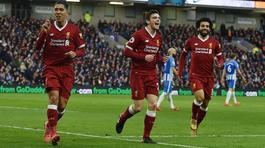 """Thắng """"5 sao"""", Liverpool chen chân vào top 4"""