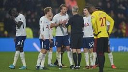 Hòa Watford, Tottenham tiếp tục rơi tự do