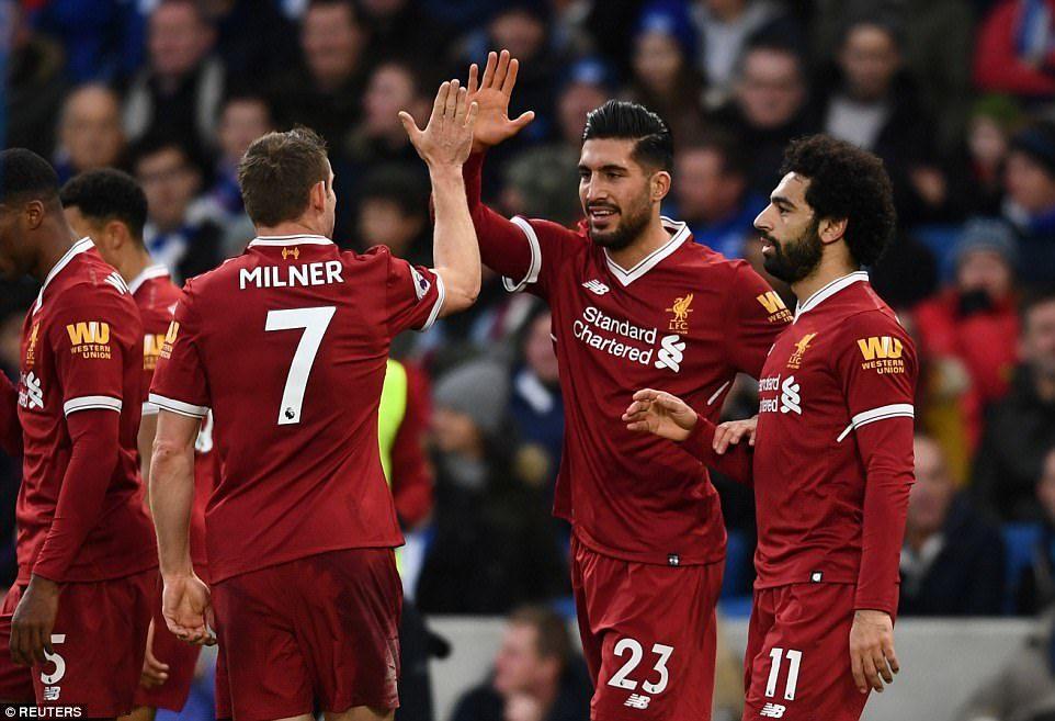 Thắng '5 sao', Liverpool chen chân vào top 4