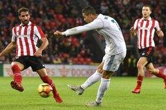 """Ronaldo mờ nhạt, Real tiếp tục """"hít khói"""" Barca"""
