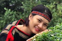 Hoa khôi Kim Huệ biến hóa, xinh đẹp không ngờ