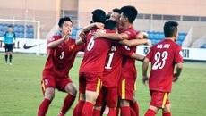 Lịch thi đấu, kết quả và BXH giải U21 quốc tế 2017