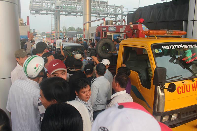 Trạm thu phí Cai Lậy,phí đường bộ,Tiền Giang,BOT Cai Lậy,Cai Lậy