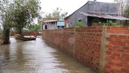 7 hồ chứa dồn dập xả lũ, hàng nghìn hộ dân ngập sâu