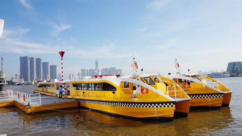 Xe buýt Sài Gòn hoạt động trở lại từ ngày 4/5