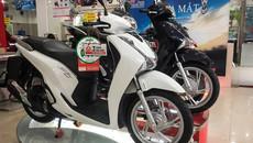 SH tăng giá ăn chênh, xe máy Yamaha giảm giá ế khách