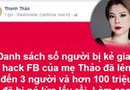 Kẻ gian giả mạo mẹ Thanh Thảo, lừa fan hơn 100 triệu đồng