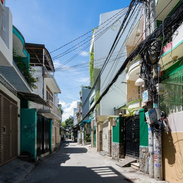 Ngôi nhà Sài Gòn gây ấn tượng mạnh trên báo Mỹ vì thiết kế độc đáo