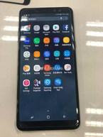 Lộ ảnh Galaxy A8+ với thiết kế màn hình vô cực