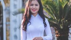 Hoa khôi Đại học Vinh sắp trở thành vợ cầu thủ Quế Ngọc Hải