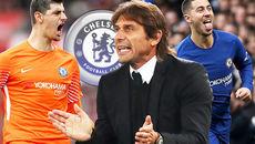 """Ronaldo nhớ MU, Chelsea """"trói"""" nhanh Hazard và Courtois"""