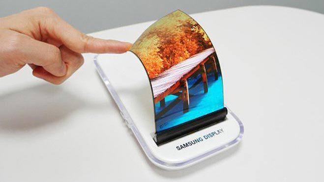 Galaxy X,Samsung,smartphone gập