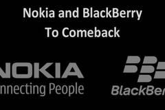 """BlackBerry chấp nhận trả Nokia số tiền phạt """"khủng"""""""