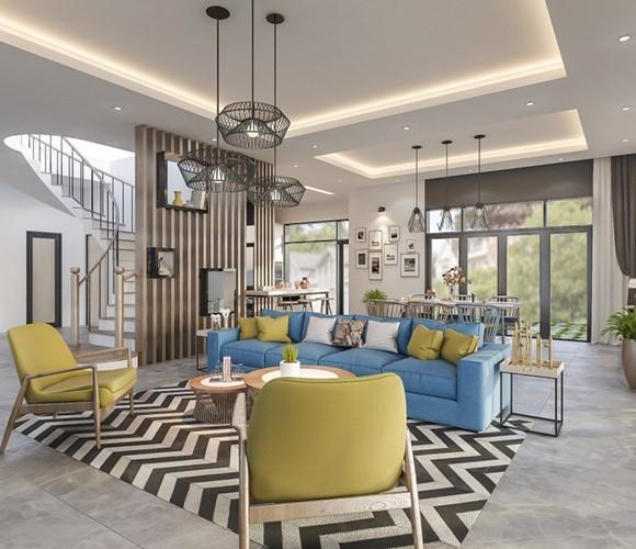 nhà đẹp,nội thất,xu hướng nội thất 2018