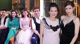 Những lần chạm trán giữa gia đình Bình Minh và Trương Quỳnh Anh
