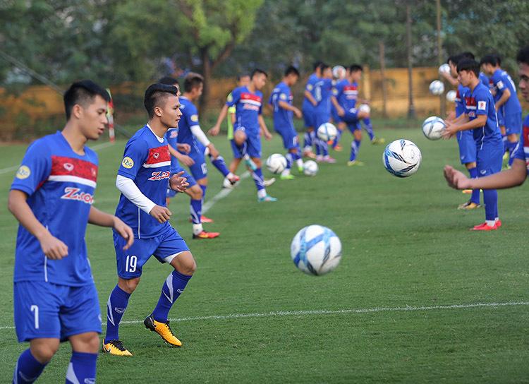 U23 Việt Nam,HLV Park Hang Seo,giải M-150