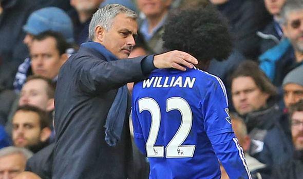 Willian đến MU, Mourinho đột ngột buông Bale