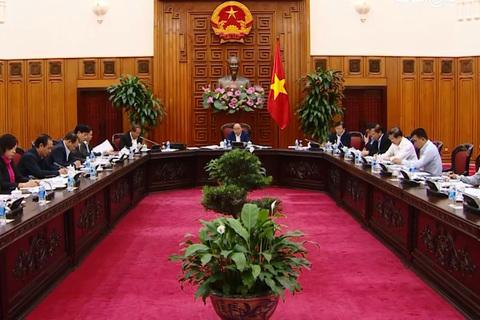 Thủ tướng họp BOT