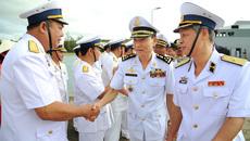 Hải quân VN-Campuchia giữ an ninh trên vùng biển giáp ranh 2 nước