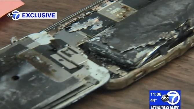 smartphone phát nổ,iPhone 6