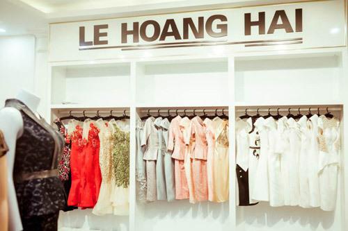 NTK Lê Hoàng Hải khai trương showroom tại Vinh