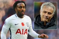 Mourinho hạ lệnh phá két 50 triệu bảng tậu Danny Rose