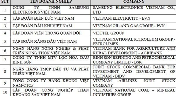 Vietnam Report,VietNamNet