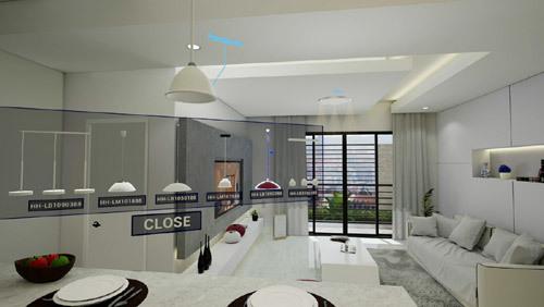 Nguyên tắc lựa chọn đèn và quạt cho căn hộ