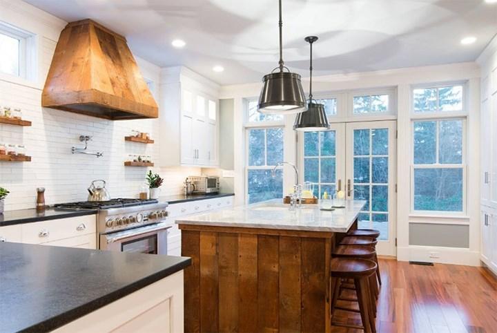 Ý tưởng thiết kế nhà bếp hiện đại