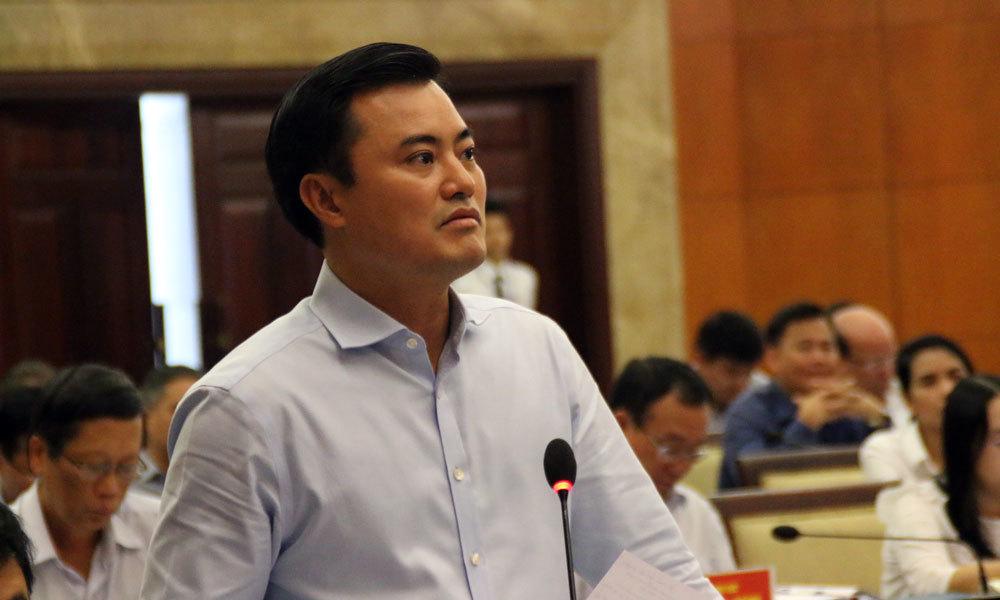 Sở GTVT TP.HCM,Bùi Xuân Cường,HĐND,giao thông