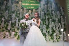 Đám cưới như mơ của Vinh Râu - Lương Minh Trang