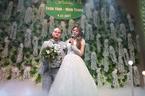 Đám cưới như mơ của Vinh 'Râu' - Lương Minh Trang