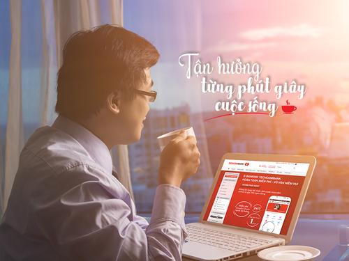 Chuyển tiền 24/7- 'Át chủ bài' của E-banking