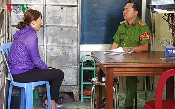 bạo hành trẻ em,bạo hành,bảo mẫu bạo hành,Mầm Xanh,Bà Nguyễn Thị Hoài Thu,Mầm non