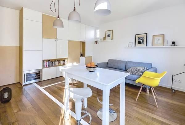 nhà đẹp,trang trí nhà,nội thất,căn hộ 30m2