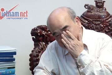 Nguyên Thứ trưởng Đặng Hùng Võ khóc kể chuyện khiến ông ám ảnh