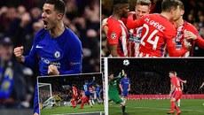 Chelsea đá Atletico bay khỏi Champions League