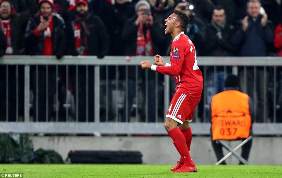 Bayern Munich,PSG
